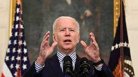 Biden says first stimulus checks will be sent this month, after Senate passes bumper virus bill